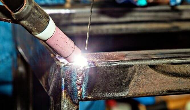 Stainless Steel Weldability
