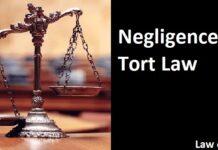 Negligence in Tort Law