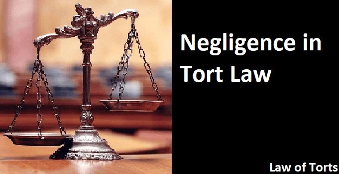 Essentials of Negligence