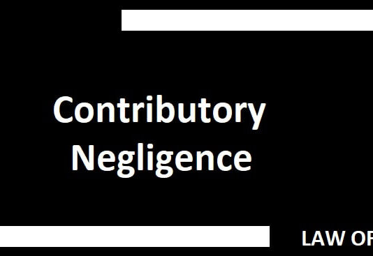 What is Contributory Negligence