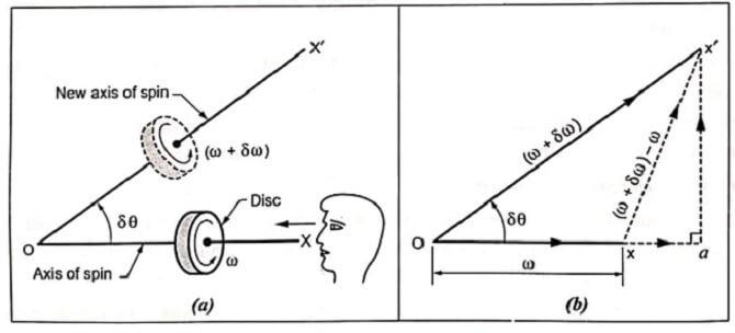 Precessional Angular Motion